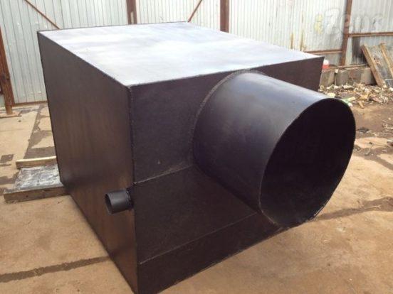 Техническое обслуживание металлического кессона